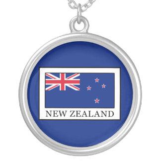 New Zealand Round Pendant Necklace