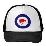 new zealand roundel kiwi cap