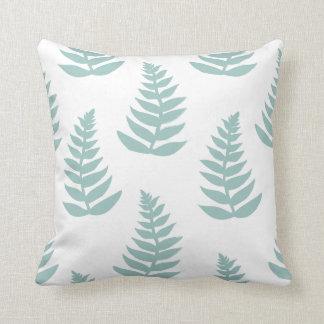 New Zealand Silver Fern Pillow Cushion