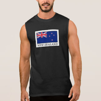 New Zealand Sleeveless Shirt