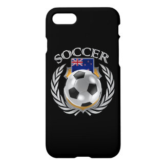 New Zealand Soccer 2016 Fan Gear iPhone 7 Case