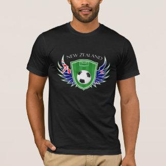 New Zealand Soccer Ball Football T-Shirt