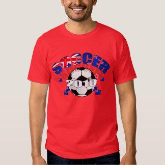 New Zealand Soccer Celebration Tee Shirt