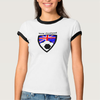 New Zealand Soccer Shirts