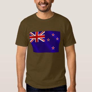 New Zealand Soccer Tee Shirts