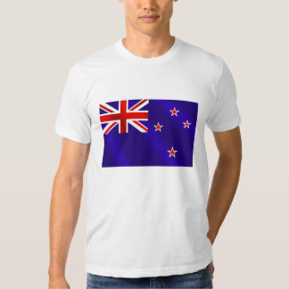 New Zealand Soccer Tees