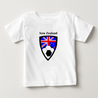 New Zealand Soccer Tshirt