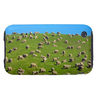 New Zealand South Island Canterbury iPhone 3 Tough Cover