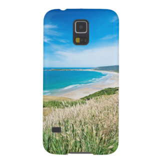 New Zealand, South Island, Catlins, Tautuku Bay Galaxy S5 Case