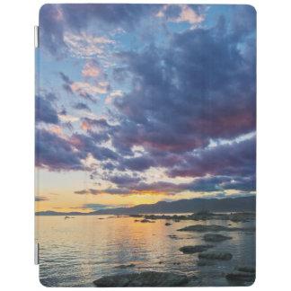 New Zealand, South Island, Kaikoura, South Bay iPad Cover