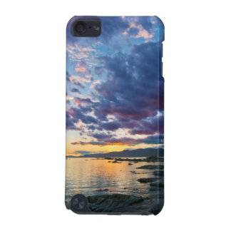 New Zealand, South Island, Kaikoura, South Bay iPod Touch (5th Generation) Case