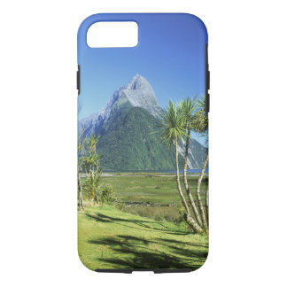 New Zealand, South Island,  Mitre Peak, iPhone 7 Case