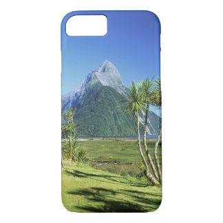 New Zealand, South Island,  Mitre Peak, iPhone 8/7 Case