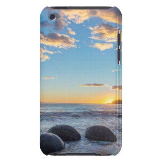 New Zealand, South Island, Moeraki Boulders Case-Mate iPod Touch Case