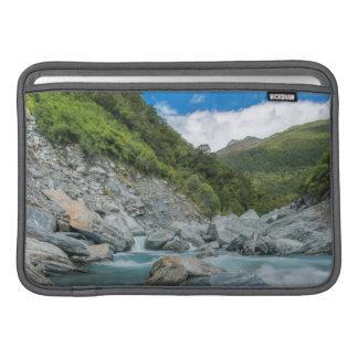 New Zealand, South Island, Mt. Aspiring National MacBook Air Sleeve