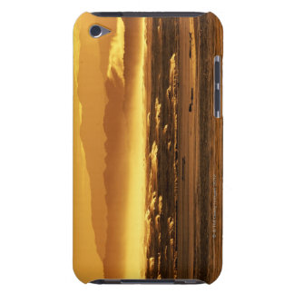New Zealand, South Island, ocean waves and iPod Touch Case-Mate Case