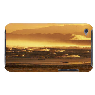 New Zealand, South Island, ocean waves and iPod Touch Covers