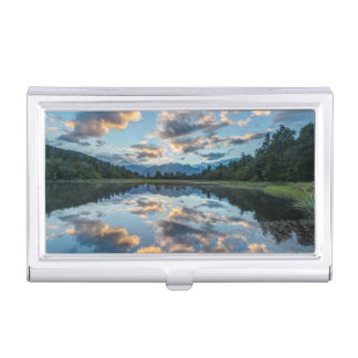 New Zealand, South Island, Westland National Business Card Holder