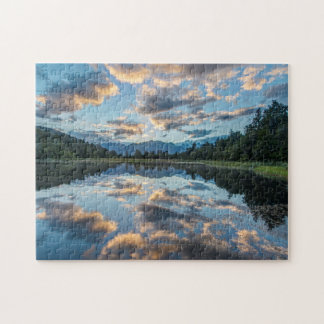 New Zealand, South Island, Westland National Puzzles