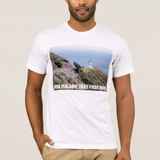 New Zealand, Take Your Mum T-Shirt