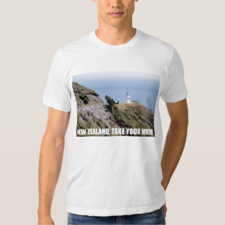 New Zealand, Take Your Mum T Shirts