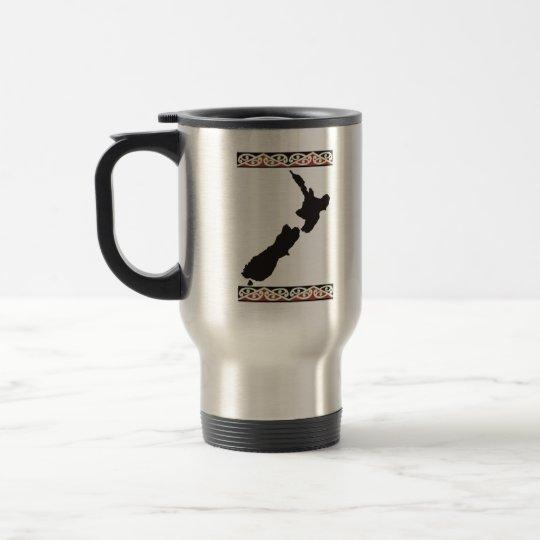 NEW ZEALAND Travel/Commuter Mug