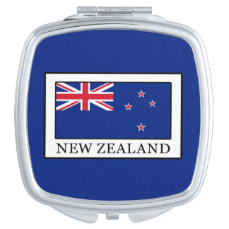 New Zealand Travel Mirror