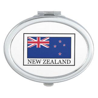 New Zealand Travel Mirrors