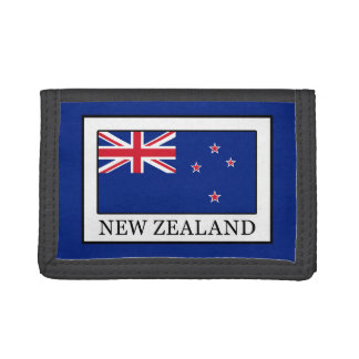New Zealand Trifold Wallet