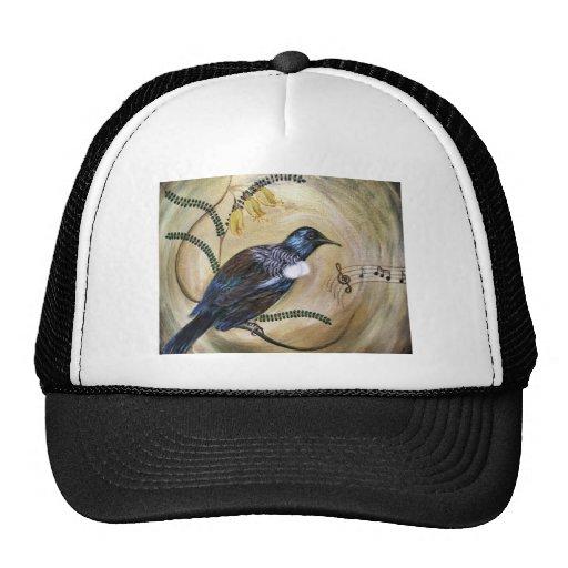 New Zealand Tui Trucker Hats