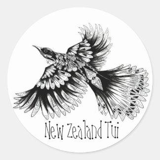 New Zealand Tui Sticker