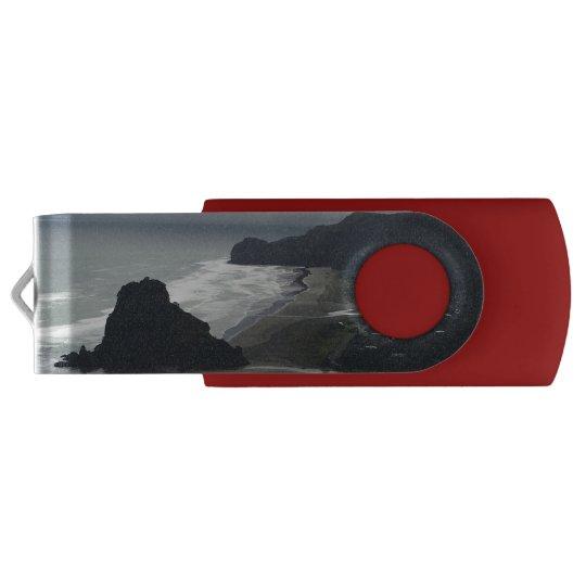 New Zealand USB stick Swivel USB 3.0 Flash Drive