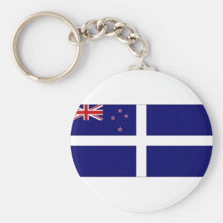New Zealand Yacht Ensign Keychains