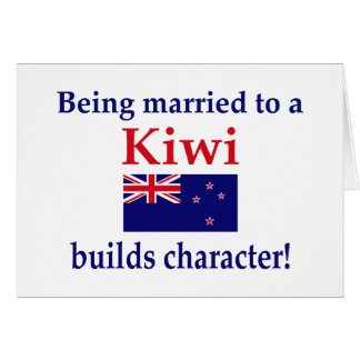 New Zealander Builds Character Card
