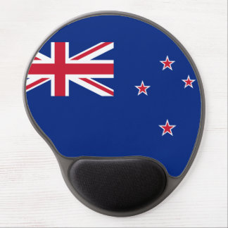 New Zealander (Kiwi) flag Mousepad Gel Mouse Mat