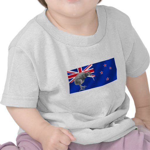 New Zealands Kiwis All Whites soccer gifts Shirt