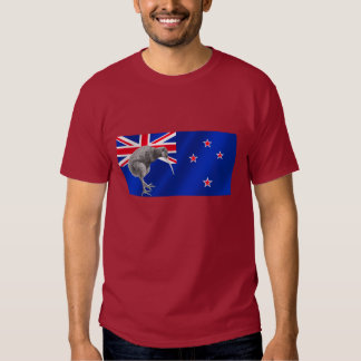 New Zealands Kiwis All Whites soccer gifts Tshirt