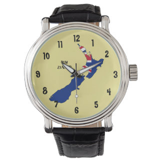 New Zealnd e-Watch Wristwatch