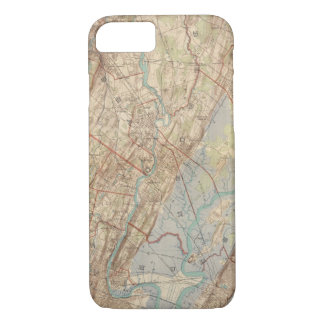 Newark and Paterson, New Jersey iPhone 8/7 Case