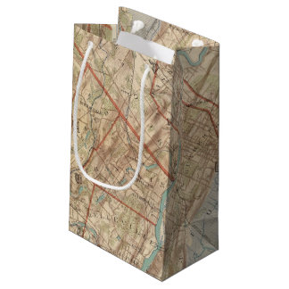 Newark and Paterson, New Jersey Small Gift Bag