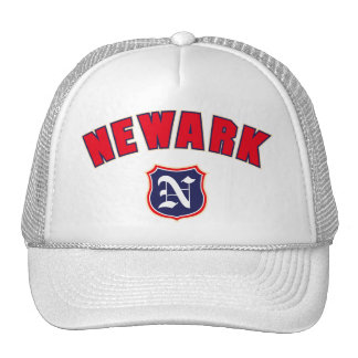 Newark Throwback Mesh Hats