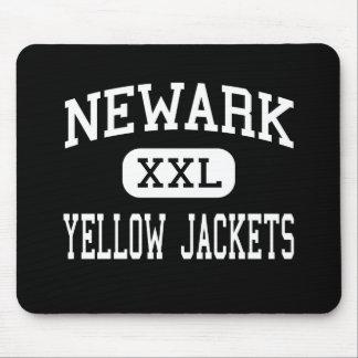 Newark - Yellow Jackets - High - Newark Delaware Mouse Mat