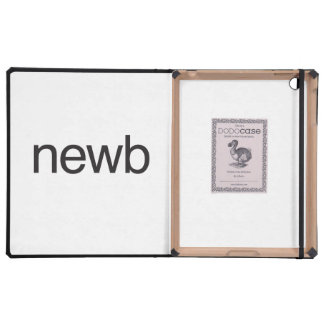 newb iPad case