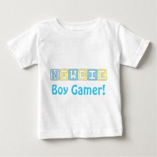 Newbie Boy Gamer Infant T-Shirt