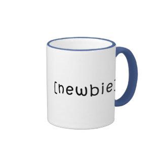 Newbie Ringer Mug