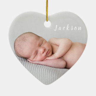 Newborn Baby Photo Decoration Merry Christmas Tree
