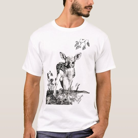Newborn fawn T-Shirt