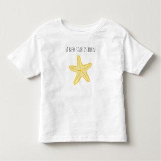 Newborn Funny Star / Starfish Baby shower Toddler T-Shirt