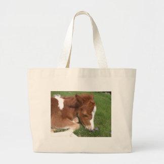 Newborn Pony - Spirit Tote Bags