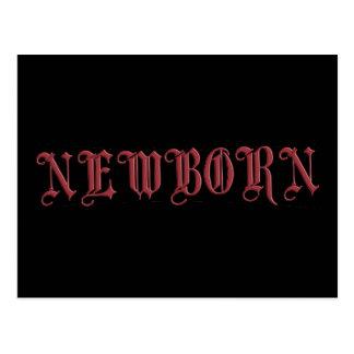 NEWBORN POST CARD